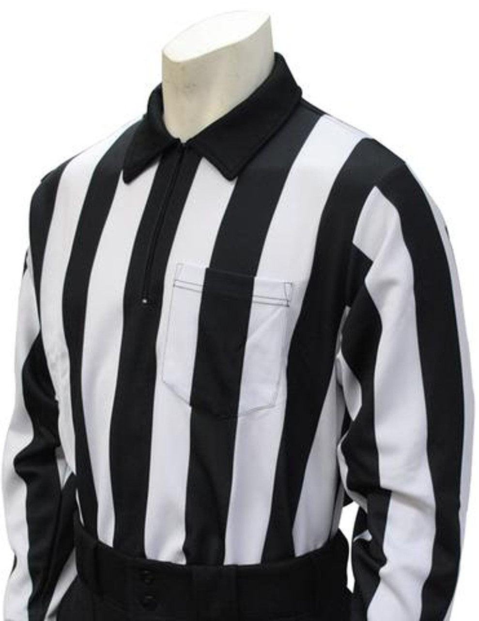 ASAA Foul Weather Long Sleeve Football Referee Shirt