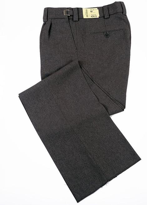 Honig's Charcoal Grey Combo Umpire Pants