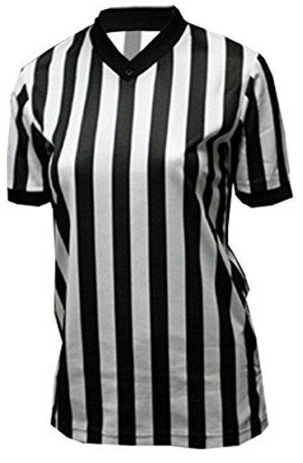 Smitty Women's Ultra Mesh Basketball Referee Shirt