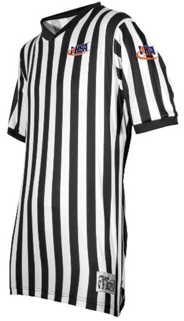 Illinois IHSA Ultra Tech Basketball Referee Shirt