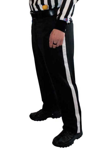 Cliff Keen All-weather Black Football Referee Pants