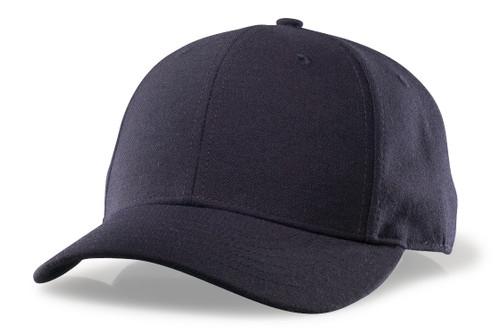 Richardson Adjustable 6-stitch Wool Combo Umpire Cap
