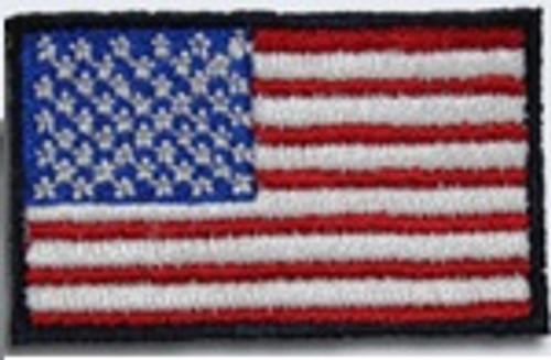 Iron On Flag For Caps