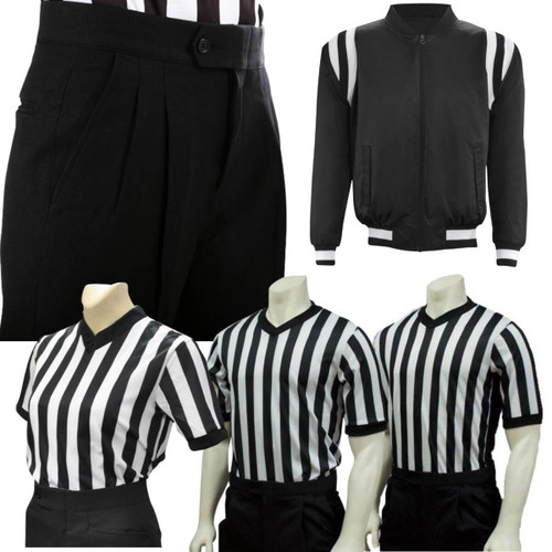 Basketball Referee Uniform Package