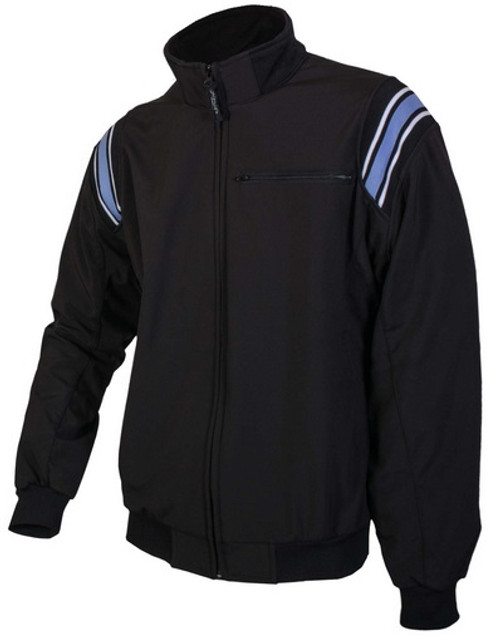 Honig's Thermal Umpire Jacket Black w/Columbia Trim