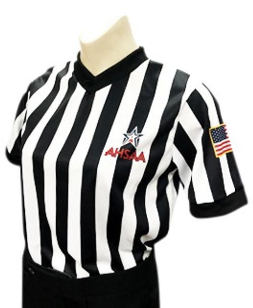 Alabama AHSAA Women's Basketball Referee Shirt