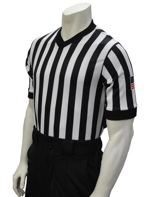 Smitty Dye Sublimated Basketball Referee Shirt