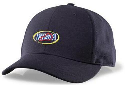 Kentucky KHSAA Flex-fit Pulse 6-stitch Combo Umpire Cap