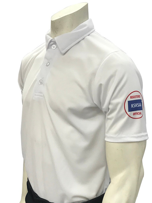 Kansas KSHSAA Men's Volleyball Referee Shirt