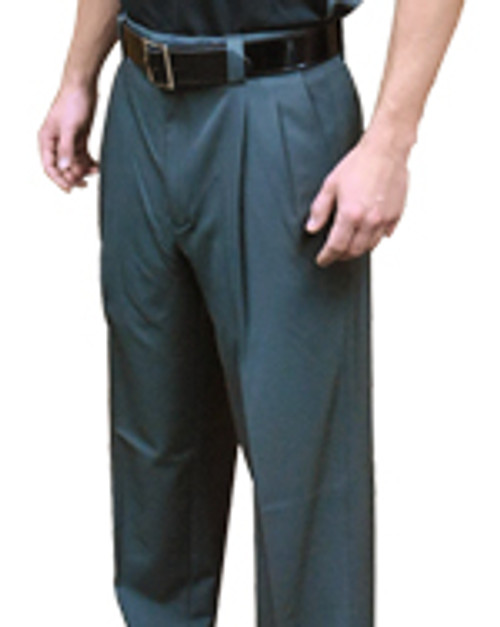 Smitty Charcoal Performance Poly-Spandex Combo Umpire Pants