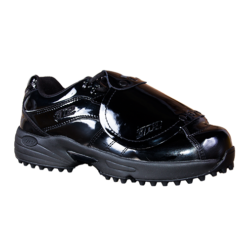 3N2 Lo Plate Patent Leather Umpire Shoes