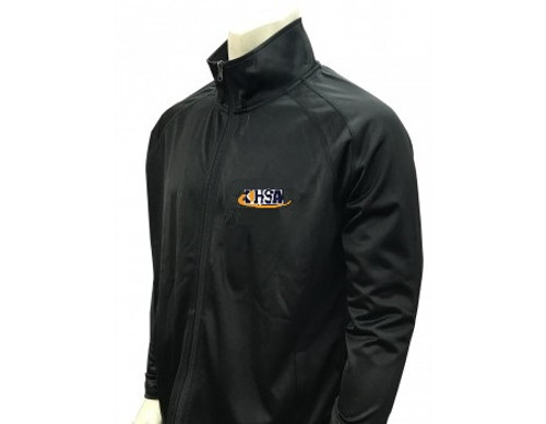 Illinois IHSA Black Referee Pre-game Jacket