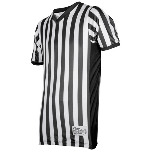 NAIA Ultra Tech Side Panel Referee Shirt