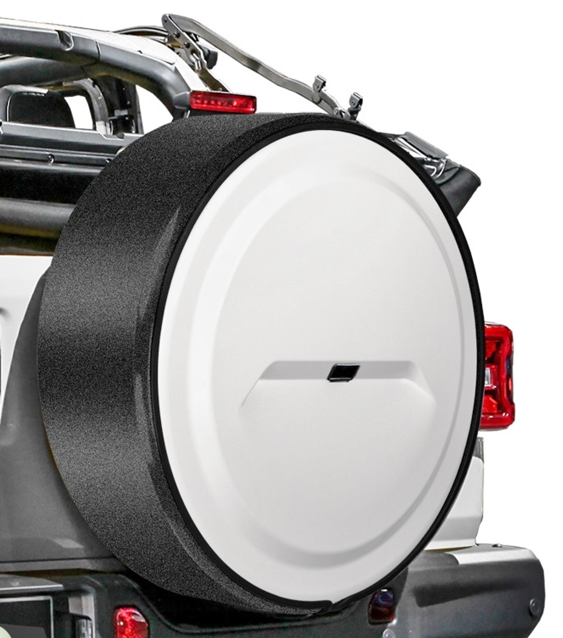 MasterSeries Lockable Hard Tire Covers by Boomerang - 2018 ...