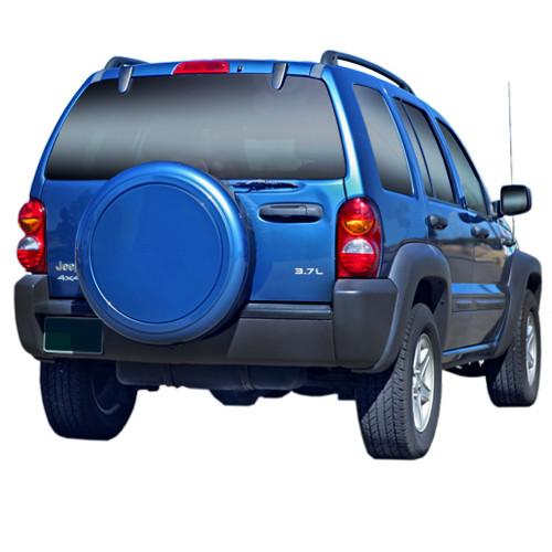 Rigid™ Tire Cover   Color Matched   Jeep Liberty (KJ) (2002