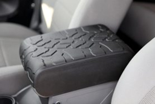 Jeep Wrangler JK Tire Tread Armpad™ ©2013 Boomerang Enterprises, Inc. All  Rights