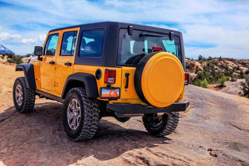 ... Color Matched Rigid™ Tire Cover   Jeep Wrangler JK ...