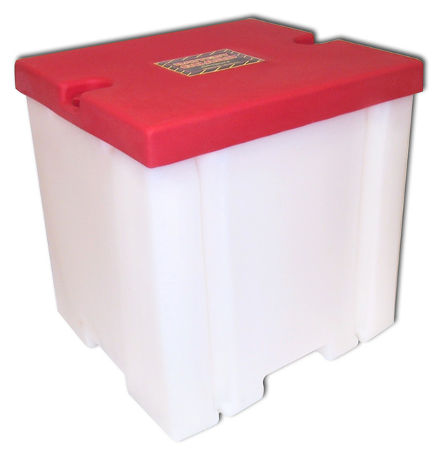 Battery Guard 02602 dual L-16 battery box