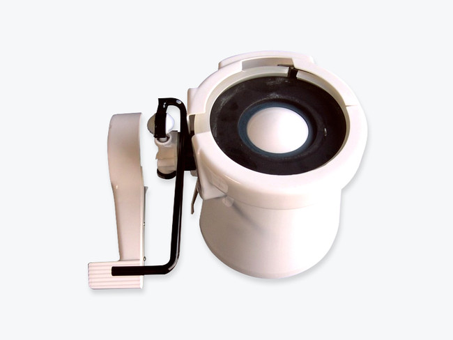 Sealand Dometic 548 Series Vacuum Toilet White