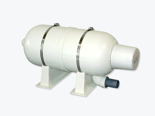 Sealand 317729100 Vacuum Tank used in all vacuum system installations with S-Series or M-Series vacuum pumps