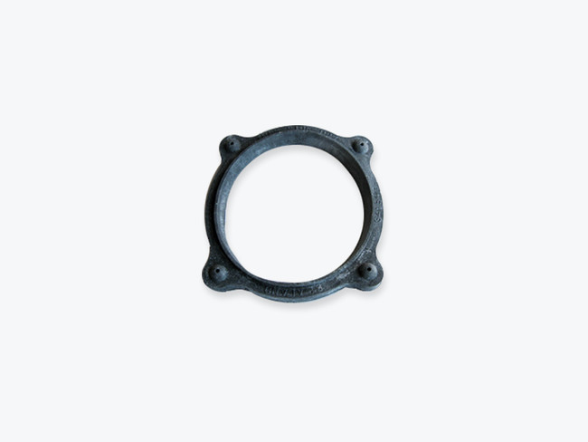Sealand 385341549 floor flange seal for all 06 series toilets.