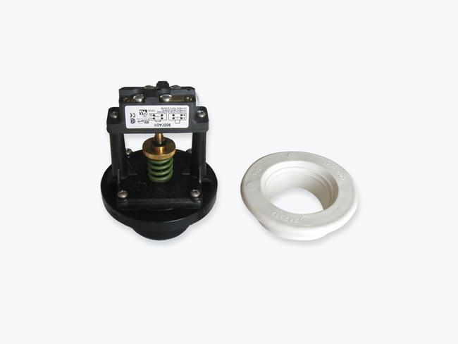 Sealand 385311436 Vacuum switch for low profile vacuum generators.