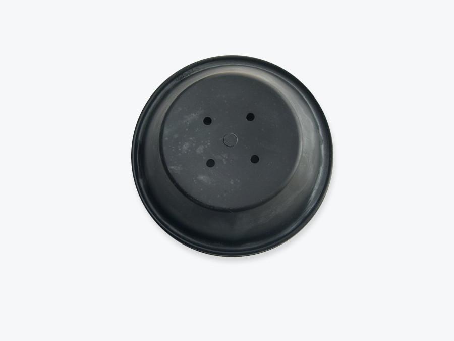 Sealand B-Series pump Diaphragm.  Note  4 holes in the diaphragm center