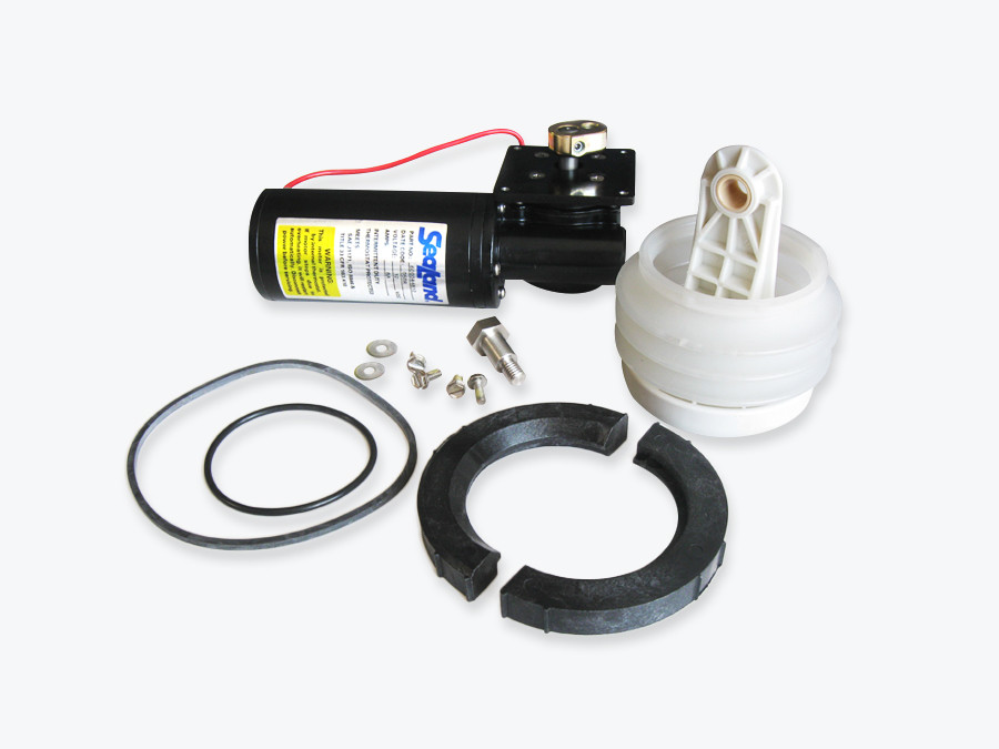 Sealand 12 volt conversion kit for allS-series pumps.