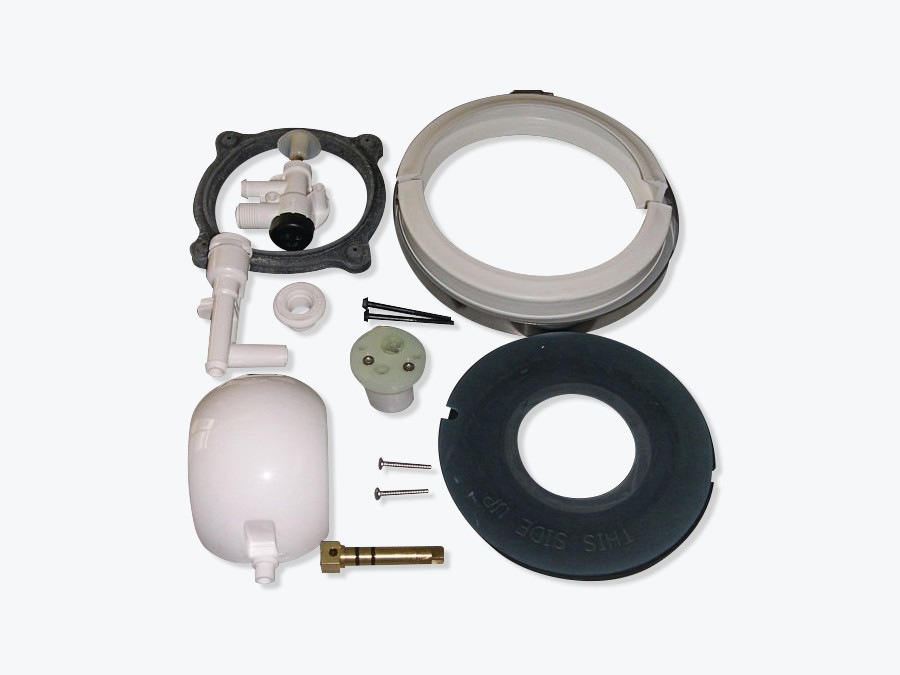 Repair kit for 806 & 706 model Toilets