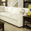 Gramercy Park RSF 1 Arm Sofa Section
