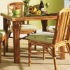 Bayview 5 PC Square Dining Set with Side Chairs