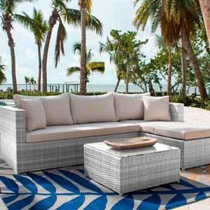 Santorini Replacement Cushions