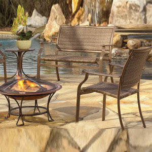 Island Cove Outdoor Seating Collection