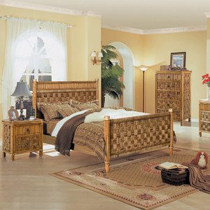 Tahiti Winds Bedroom Collection