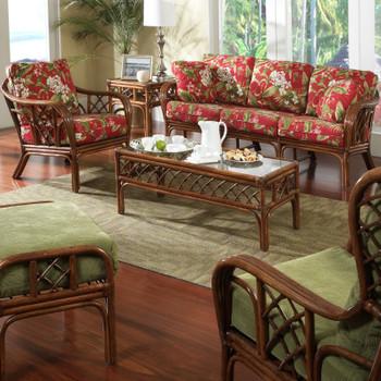 Grand Isle High Back Lounge Chair