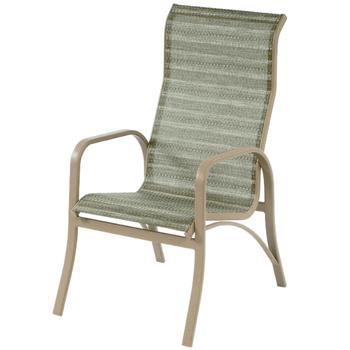 Island Bay High Back Dining Chair