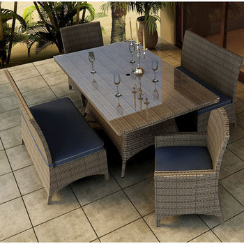 Malibu Outdoor Dining Collection