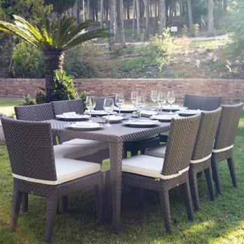 Atlantis 9 peace Outdoor Dining Set