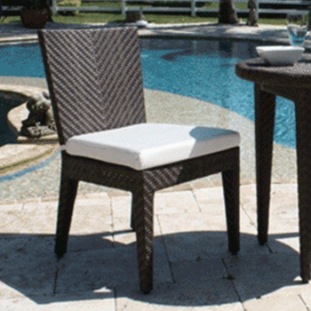 Atlantis Outdoor Dining Side Chair