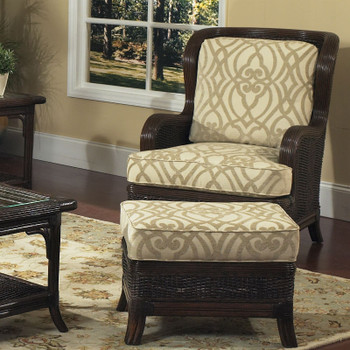 Windsor High Back Lounge Chair