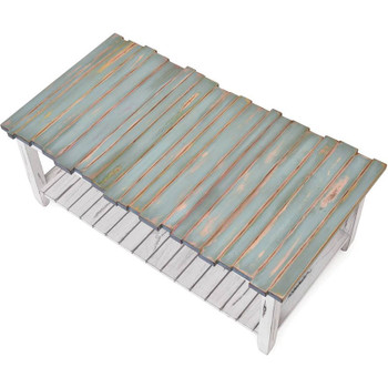 Picket Fence Coffee Table