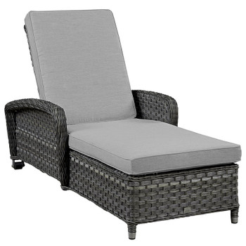 Lorca Outdoor Chaise Lounge