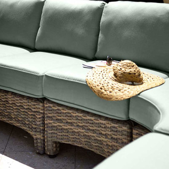 Mambo Outdoor Sectional Armless Chair