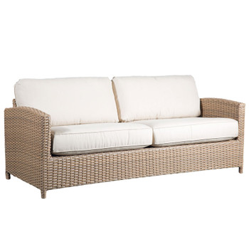 Lodge Outdoor Sofa - Fife Ecru Fabric