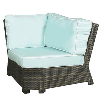Lakeside Outdoor Sectional 45 Degree Corner