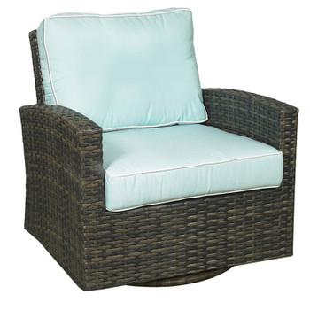 Lakeside Outdoor Swivel Glider