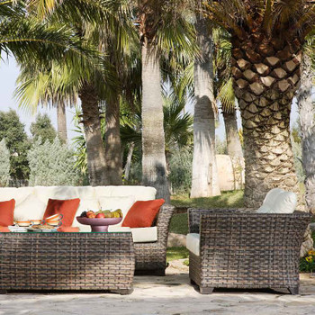 Samoa 5 pc. Outdoor Seating Set