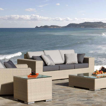 Cubix Outdoor Seating Collection