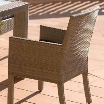 Cubix Outdoor Arm Chair