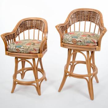 Bridgeport Counterstool/Barstool in Antique Honey finish